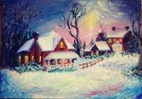 """The Winter's Tale"", автор A.P.S."