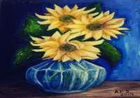 """Sunflowers"", автор A.P.S."