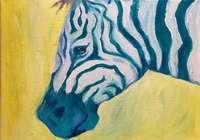 """Zebra (Зебра)"", автор Larionova Anastasia"