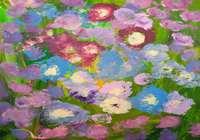"""""""Цветочное настроение"""", автор Никитина Каролина"""