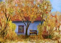"""""""Осень"""", автор Кузнецов Сергей"""