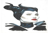 """Maleficent "", автор Забивкина Яна"