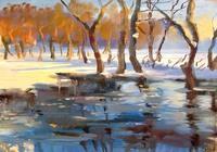 """Весна"", автор Frolov Valeriy"