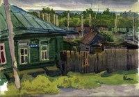 """""""дом №12"""", автор Бромель Анастасия"""