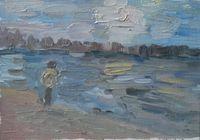 """Море"", автор Давыдова Наталия"
