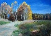 """""""Спирово. Осень."""", автор Зотов Денис"""