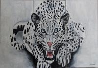 """""""леопард"""", автор девятова катя"""