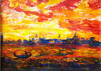 """Венеция"", автор Piven Olga"