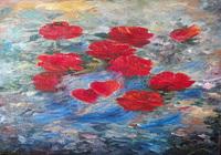 """""""Любовь и розы."""", автор Бурмин  Виктор"""