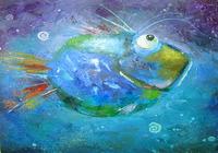 """fish"", автор Оксана"
