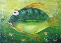 """fish_green"", автор Оксана"