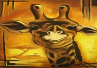 """Африка"", автор Дегтярева Мария"