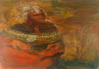 """""""Африканка"""", автор Мамалыгина Виктория"""