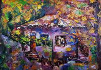 """Пестрый дом"", автор Nalbandyan Garry"