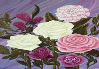 """""""Цветы"""", автор Футерман Лариса"""