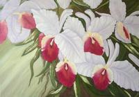 """""""Орхидеи"""", автор Футерман Лариса"""