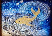 """""""Gold fish / Золотая Рыбка """", автор Vodiasova Anastasia"""