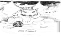 """Dragon"", автор Aleksandrova Ekaterina"