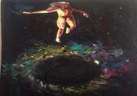 """Jump with me?"", автор Анастасия Карташова"