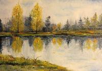 """""""Осень"""", автор Петрушевский Андрей"""