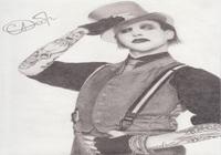 """Marilyn Manson"", автор Добрынин Степан"