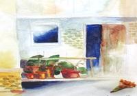 """Балкон"", автор Виолетта Астанина"