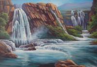 """Водопад"", автор Eduard"