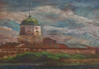 """Башня Св. Олафа"", автор Кривицкая Анастасия"