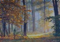 """""""Осень в лесу"""", автор Бойко Димтрий"""