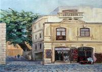 """""""Баку. Старый город."""", автор Калаева Ксения"""
