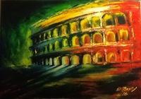 """""""Колизей. Темпераментная Италия """", автор Демарти Нека"""