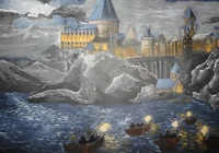 """""""Хогвартс"""", автор Емельянова Светлана"""