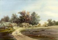 """""""Пейзаж"""", автор Galstyan Samvel"""