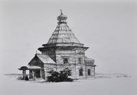 """""""Церковь 1655-го года"""", автор Аблеев Никита"""
