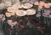 """""""Цветущая глубина"""", автор Anastasia Flores"""