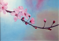 """Цветущая весна "", автор Хасанова Лейсан"