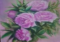 """""""Розы."""", автор Лия Чащина"""