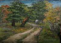 """""""в парк"""", автор Киселева Елена"""
