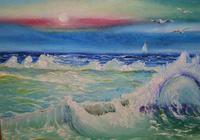 """""""Морской пейзаж."""", автор Sergey"""