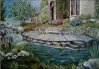 """дачный рай"", автор Немчинова Наталия"