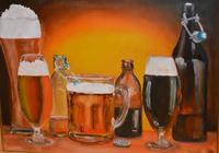 """""""Натюрморт с пивом."""", автор Sergey"""