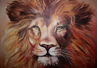 """Lion"", автор Мария Теймуразян"