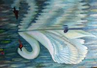 """""""Отражение."""", автор ALEKSEEVA IRINA"""