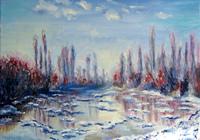 """""""Плавающий лёд"""", автор Павел Шпринк"""