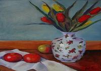 """""""тюльпаны и яблоки"""", автор yurich"""