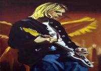 """Kurt Cobain"", автор Прохоренко Андрей"