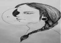 """""""Луна"""", автор Елизавета Пирс"""