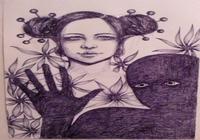 """""""Цветы зла"""", автор Елизавета Пирс"""