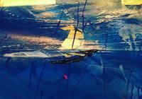 """""""парус. глубокое синее море."""", автор Добрев Ник"""