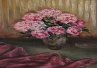 """""""Розовый шелк"""", автор Ширяева Мария"""